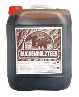 Buchenholzteer 10 kg Kanister Art.Nr. HU- 93035
