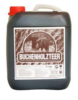 Buchenholzteer 5 kg Kanister Art.Nr. HU- 93034