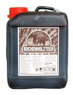 Buchenholzteer 2,5 kg Kanister Art.Nr. HU- 93033