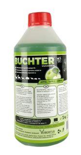 HUBERTUS -BUCHTER APFEL-AROMA- Wildlockmittel Konzentrat 1 kg Flasche / TOP - EFFEKT AN DER  KIRRUNG Art. Nr. BU-18004