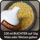 VANILLE-VANILLA - Wildlockmittel Konzentrat 1 kg Flasche / Art. Nr. BU-18009